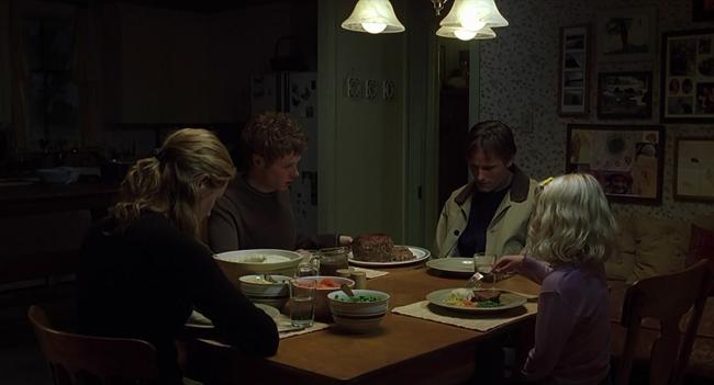 Violence dinner