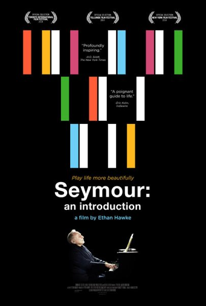 Seymour Intro Poster