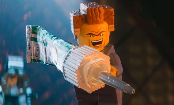 Will Ferrell Lego