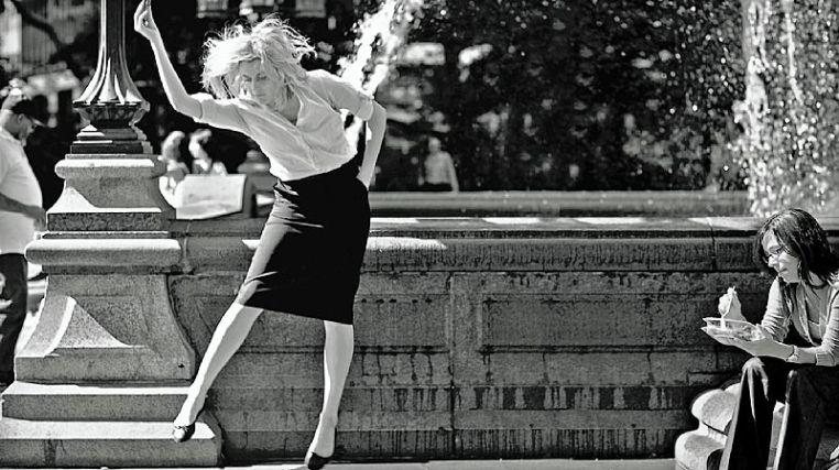 Frances Ha dancing