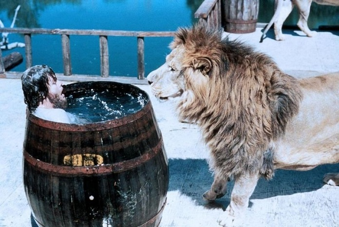 Roar barrels