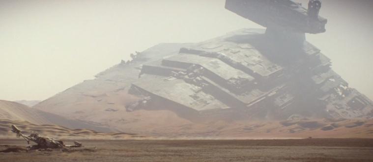 SW Trailer Jakku