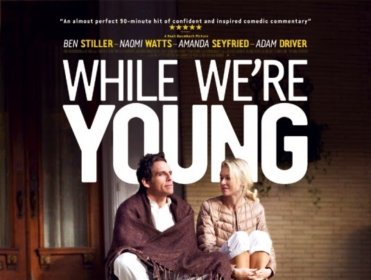 While We're Young banner