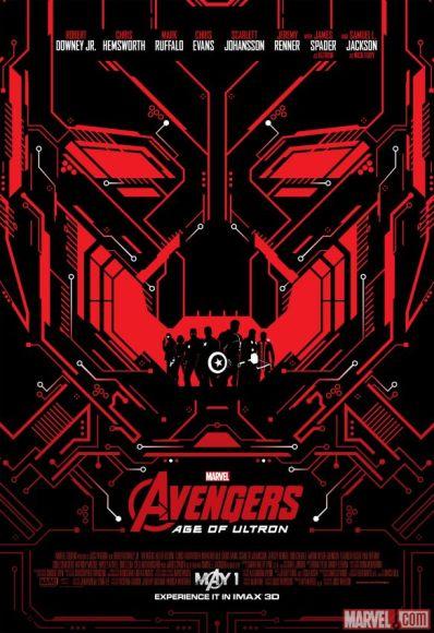 Avengers Sick Poster