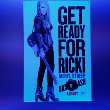 Ricki Rough poster