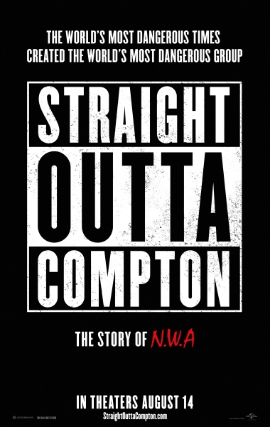 Straight Outta Poster